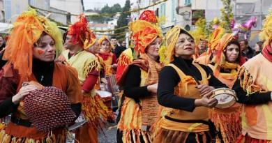 Fiesta de la Mimosa en Biot