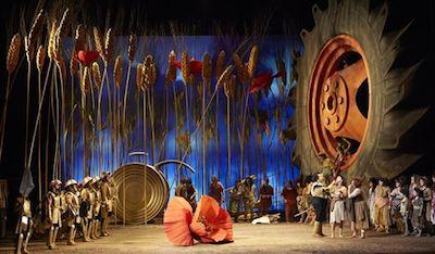 Ópera de Montecarlo: puertas abiertas