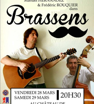 Concierto Brassens Mouans-Sartoux