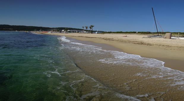 Pampelonne playa