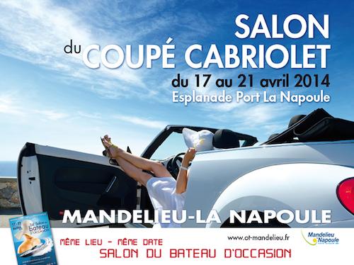 Salon Cabriolet Mandelieu