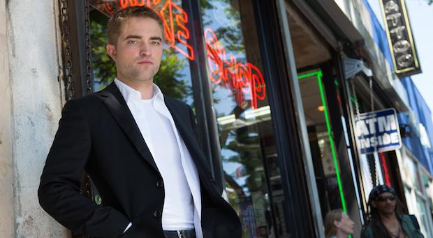 Robert P Maps to the stars Cannes 2014