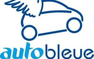 Auto bleu Niza