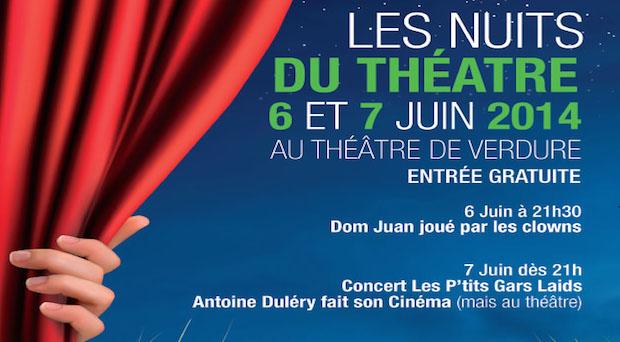 Noches del Teatro Niza 2014