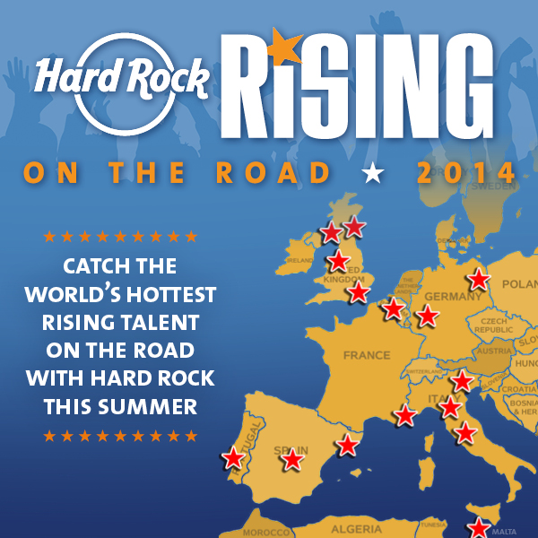 Tour Hard Rock Niza