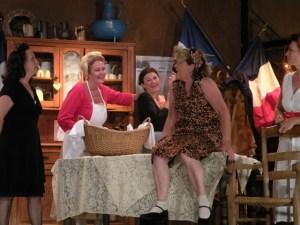 Teatro: Les Dames de Boychéris en Mougins