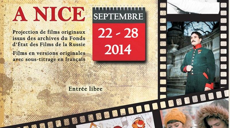 Festival cine ruso Niza