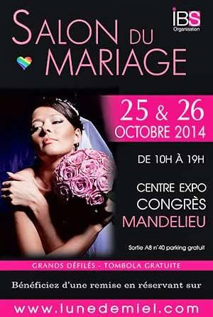 Feria de la boda Mandelieu