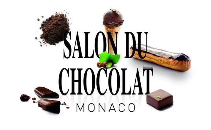 Salon del chocolate monaco
