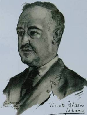 La relación del escritor español Blasco Ibáñez con Menton y el mundo será el tema de debate en una primera conferencia en la Biblioteca de Menton.