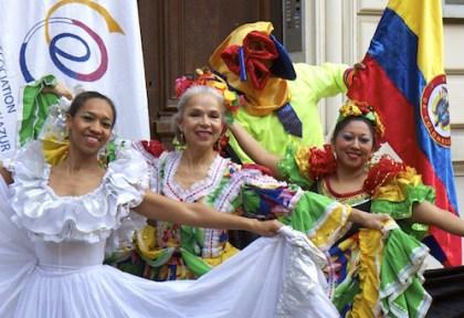 Carnaval de Barranquilla en Niza