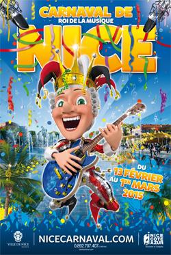 Carnaval de Niza 2015