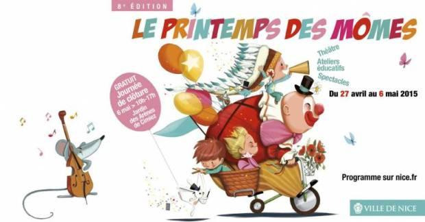 Animaciones infantiles 2015 Niza