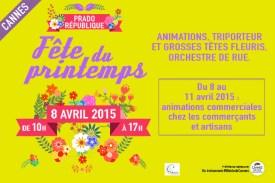 Fiesta de la Primavera 2015 Cannes