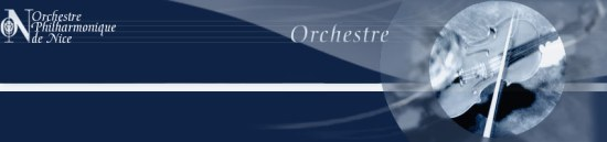 Orquesta Filarmonica Niza