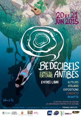 Festival Bedecibels Antibes 2015