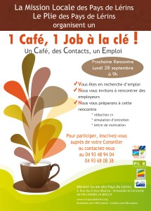 Cafe trabajo Cannes 2015