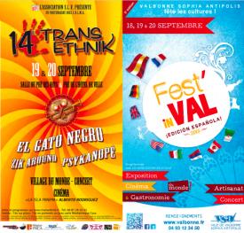 TransEthnik FestinVal 2015 Valbonne