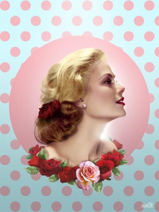 Grace Kelly Pop Kiko Alcazar