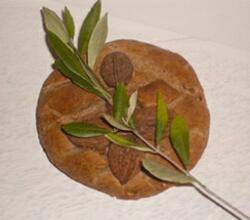 Pan de Natale Monaco