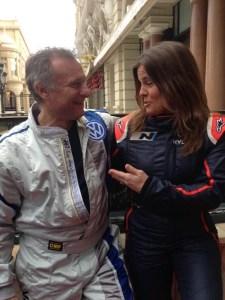 Famosos Rally Montecarlo 2