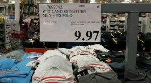 Kirkland Signature Mens Polo - 7697742