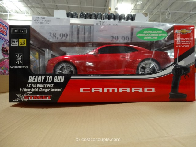 Xq  Inch Radio Control Car