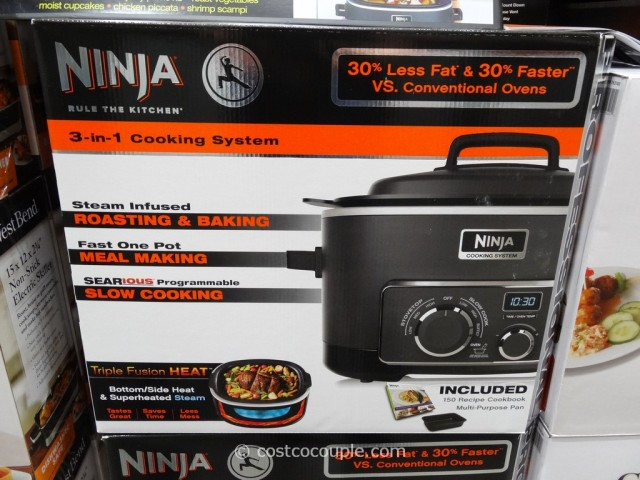 Ninja Professional 3 In 1 Cooking System