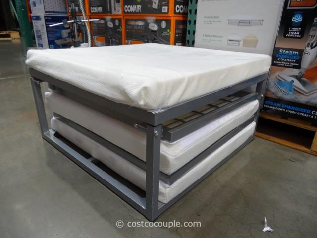 Novaform Stowaway Folding Bed
