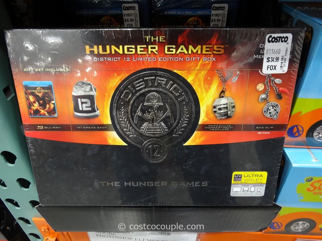 Hunger Games Movie T Set