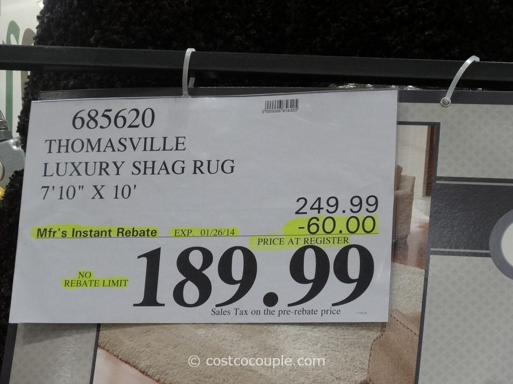 Thomasville Luxury Shag Rug