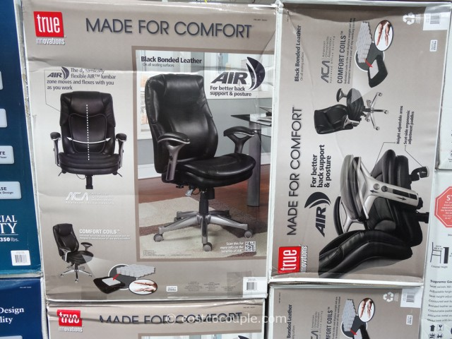 Incredible True Innovations Office Chair Costco Desk Chairs Costco Machost Co Dining Chair Design Ideas Machostcouk
