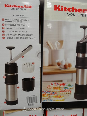 KitchenAid Cookie Press