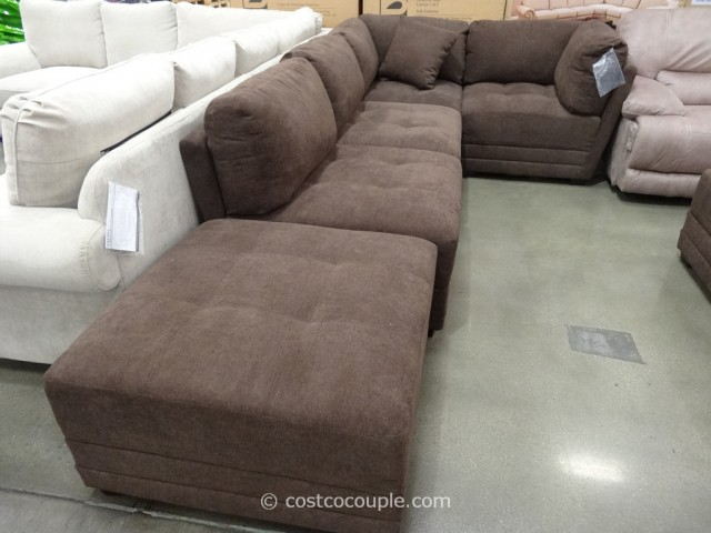 Marks And Cohen Taylor 7 Piece Modular Sectional : costco sectional - Sectionals, Sofas & Couches