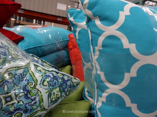 Solarium Indoor Outdoor 2 Pack Decorative Pillow Set
