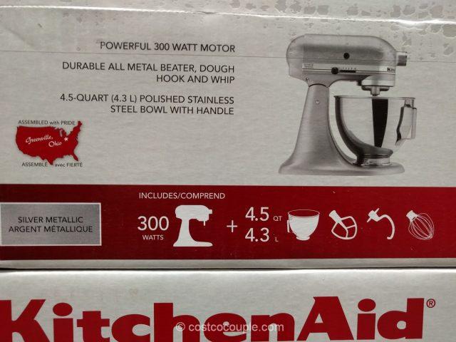 KitchenAid 45 Qt Stand Mixer