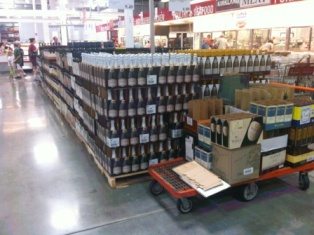 Free Wooden Wine Boxes From Costco