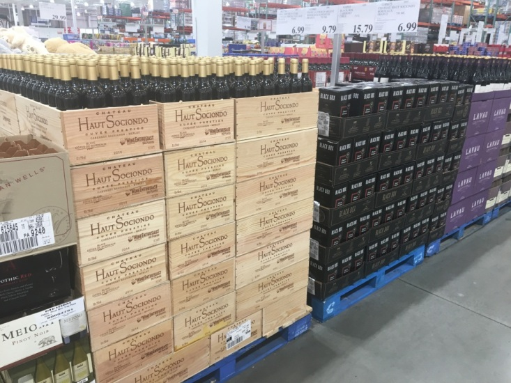 Free Wooden Wine Boxes From Costco - CostcoWineBlog com