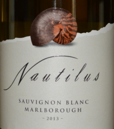 2013 Nautilus Marlborough Sauvignon Blanc