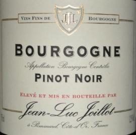 2012 Domaine Jean Luc Joillot Bourgogne