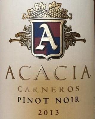 2013 Acacia Pinot Noir - Carneros