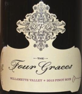 2013 Four Graces Willamette Valley Pinot Noir