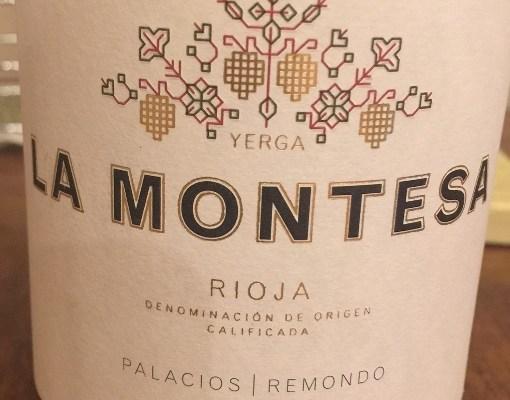 """2013 Palacios Remondo """"La Montesa"""" Rioja Crianza"""