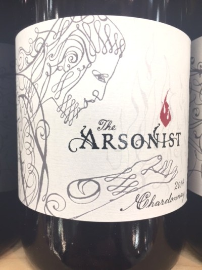 "2014 Matchbook ""The Arsonist"" California Chardonnay"