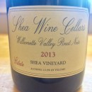 2013 Shea Wine Cellars Estate Pinot Noir