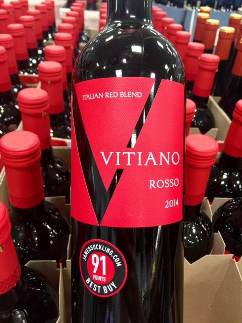 2014 Vitiano Rosso Umbria IGP