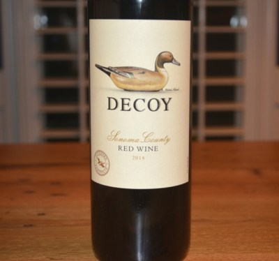 2014 Decoy by Duckhorn Sonoma County Red Wine