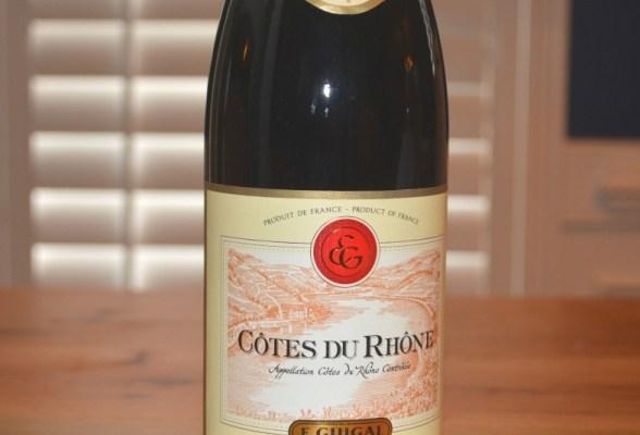 2013 E Guigal Cotes du Rhone Rouge