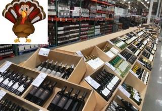 Costco Wine Thanksgiving Wine Picks
