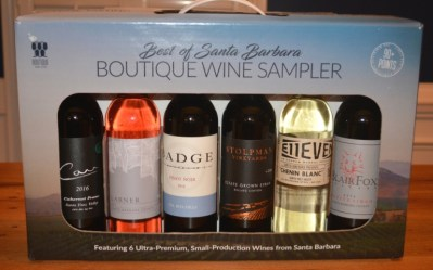 The Best of Santa Barbara 6 Bottle Boutique Wine Sampler